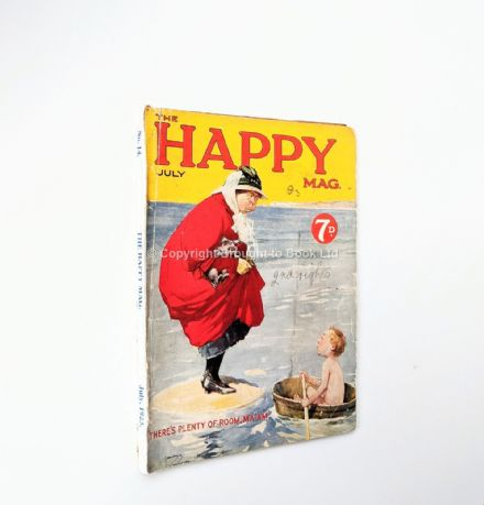 The Happy Mag No. 14 July 1923 Richmal Crompton Thomas Henry